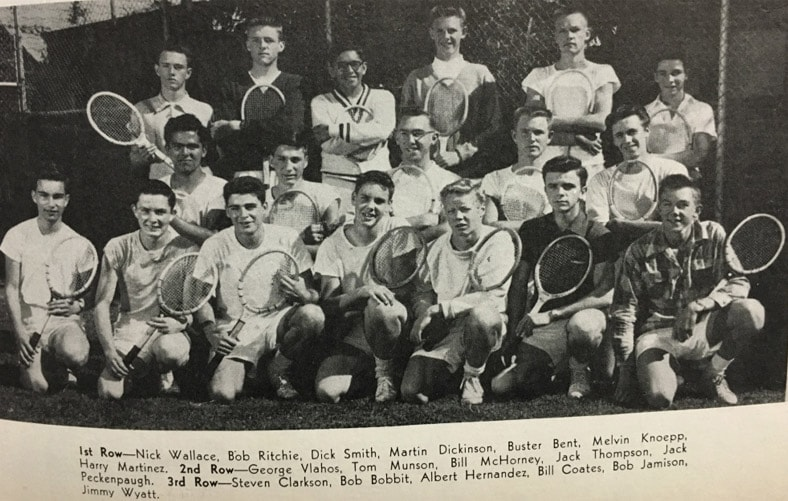 1952boys Lajolla High School
