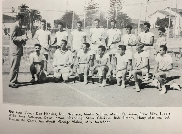 1952boys Team Lajolla High School