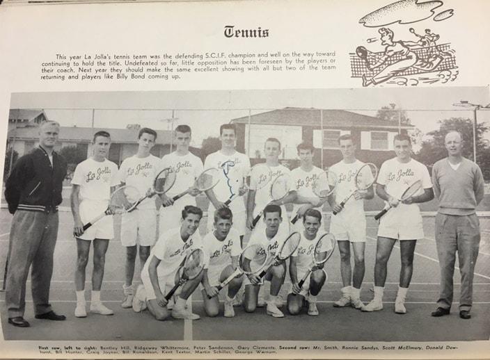 1956-bpys team Lajolla High School