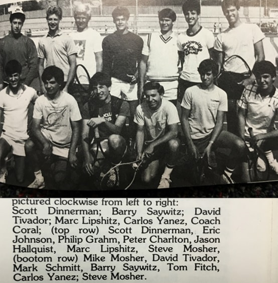 1985boys team lajolla