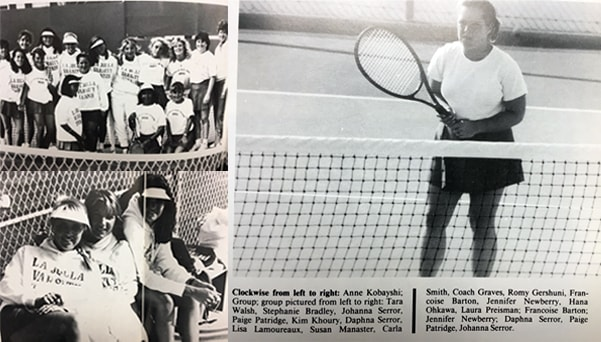 1987 Girls Team